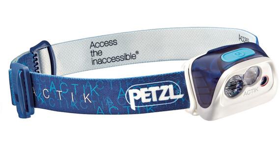 Petzl Actik Blue